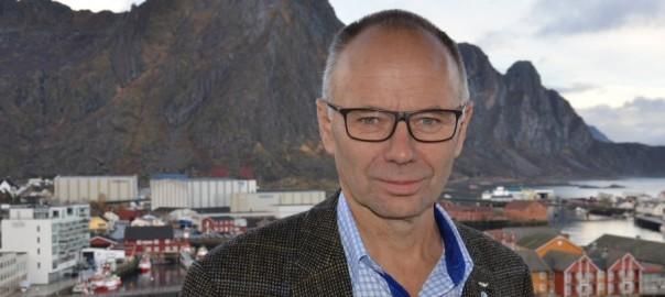 Kjell Ingebrigtsen er Fiskerlagsleder og talsperson for Sjømatalliansen. Foto: Jan Erik Indrestrand, Fiskarlaget.